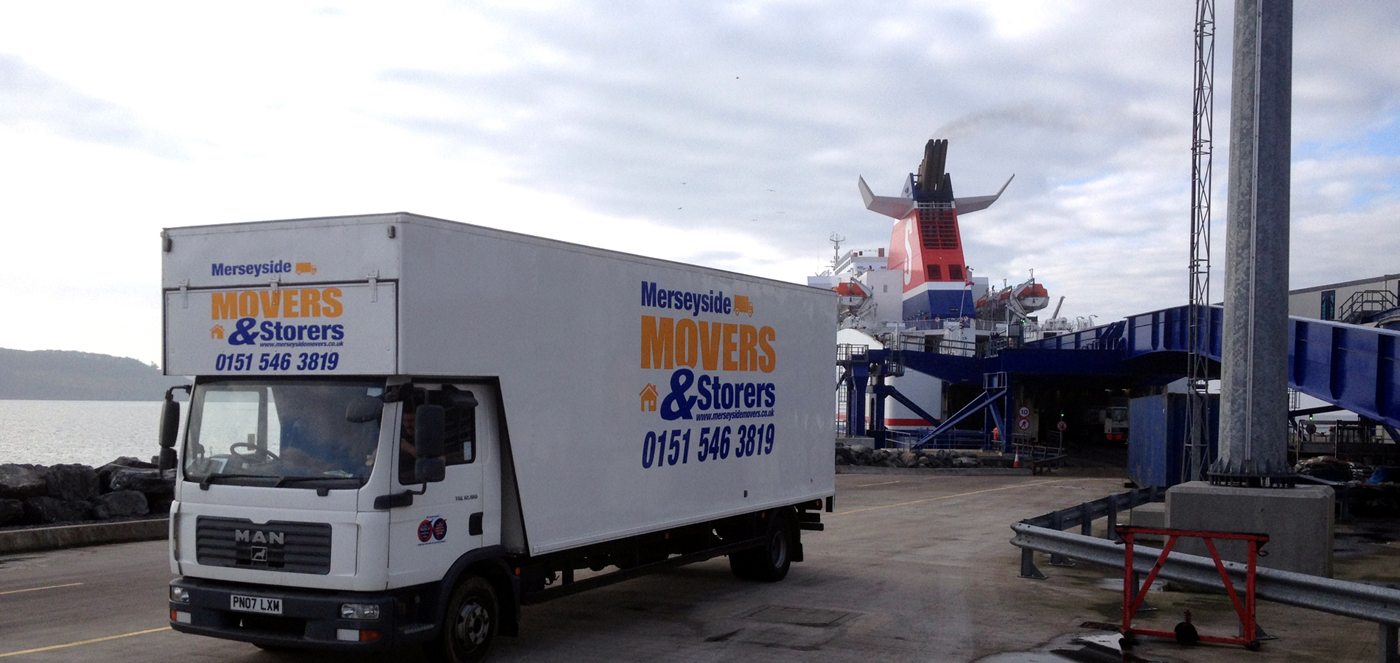 European Removals Company