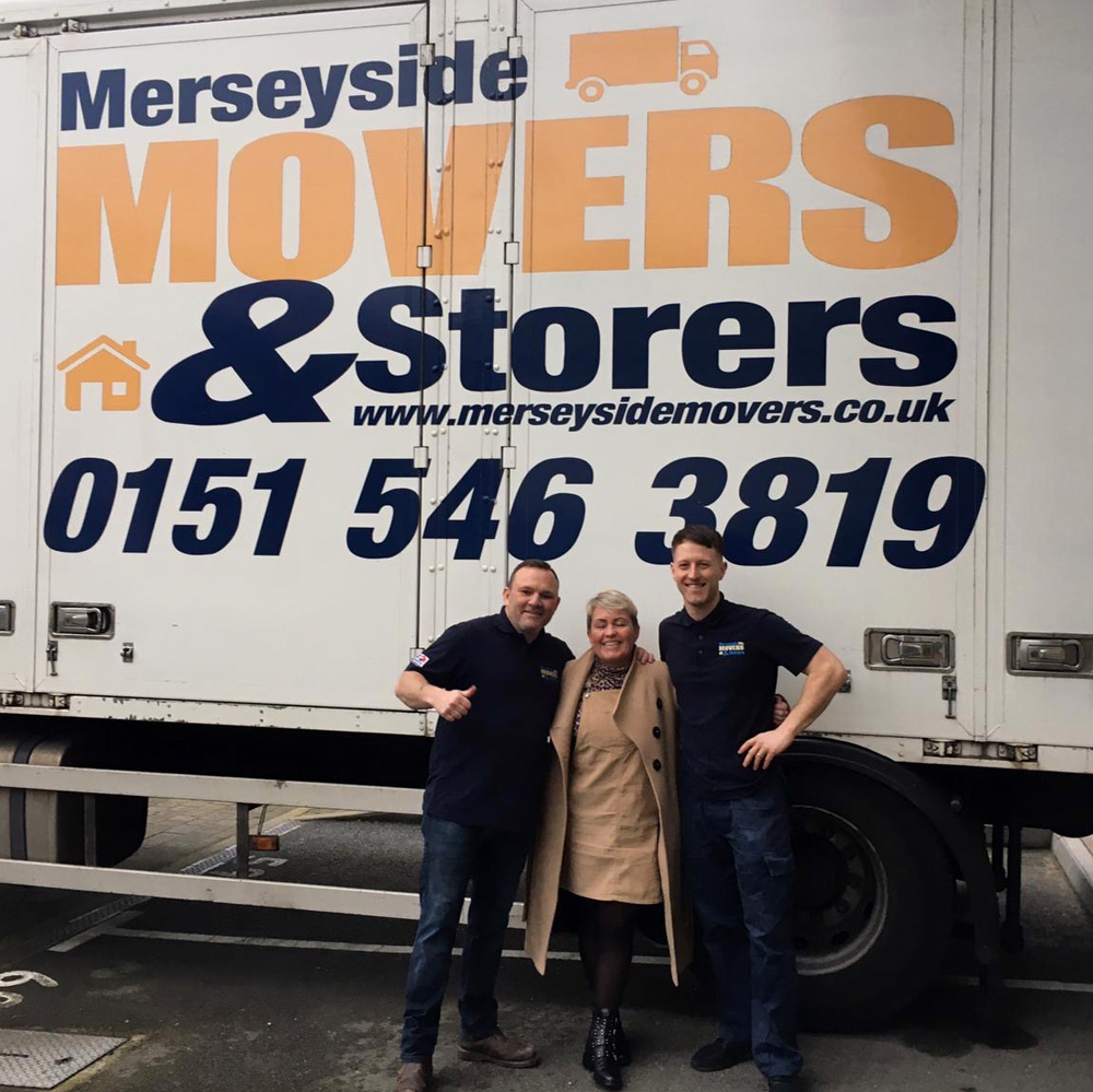 Professional Movers of Families